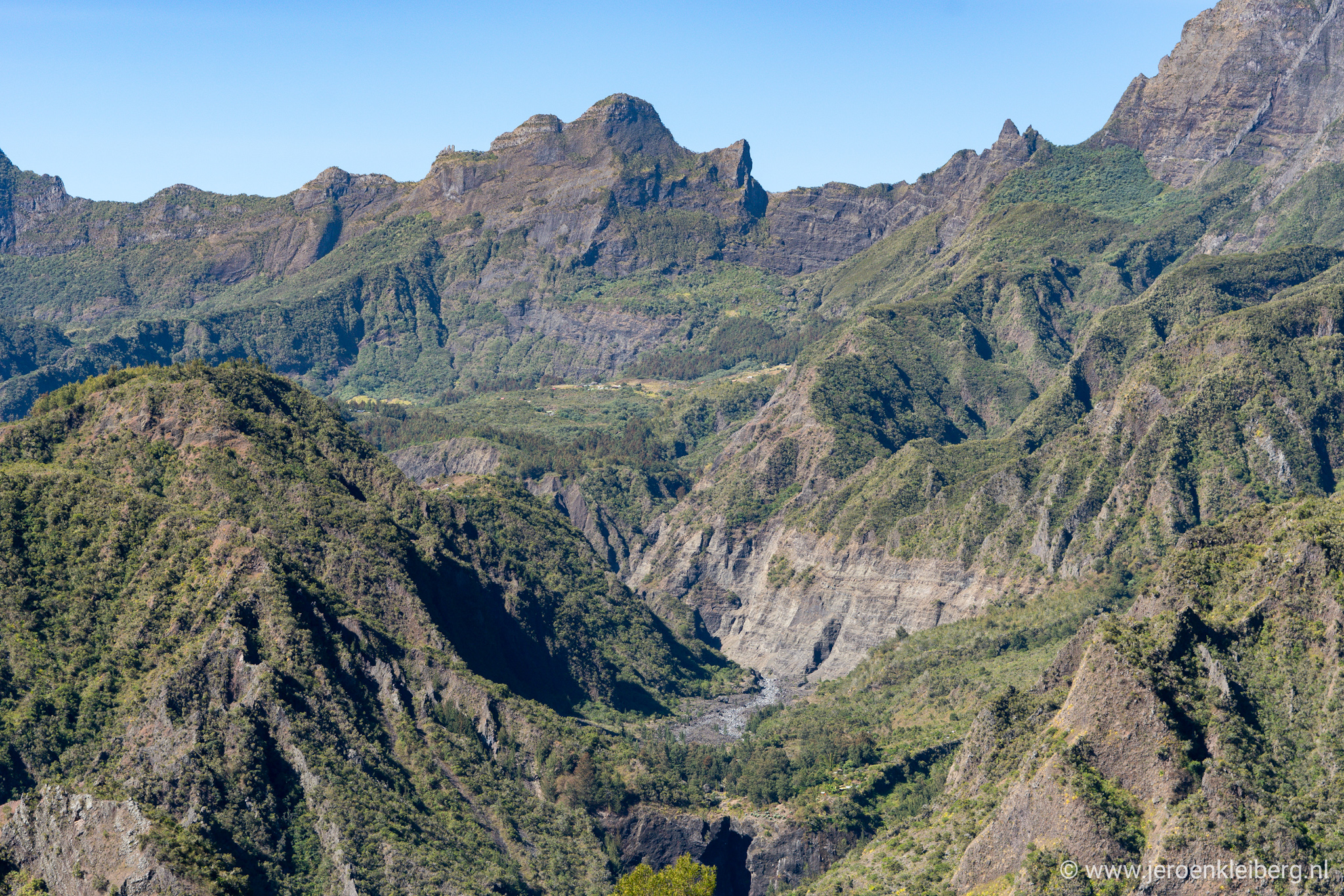 Jeroen kleiberg La Reunion