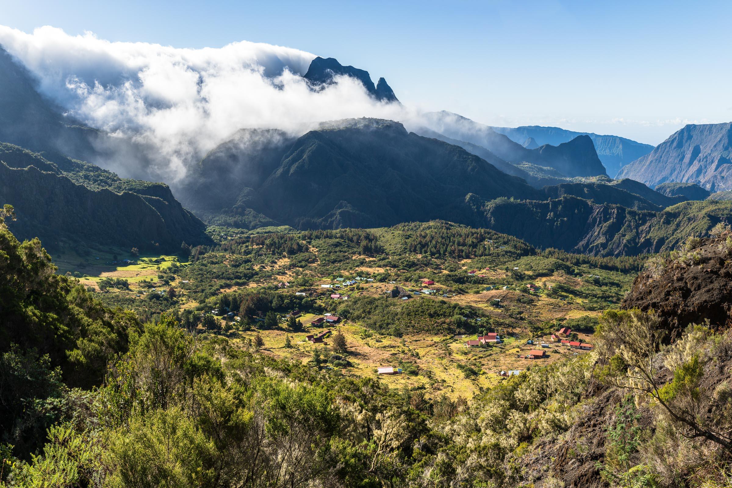 Wandelvakantie La Réunion