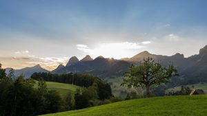 Berner Obertal Zwitserland
